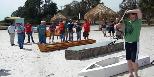 Annual Cardboard Boat Regatta - Southern Florida District Church ...